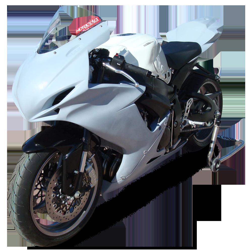 GSX-R 600-750 Race Bodywork 2012-14 | Hot Bodies Racing