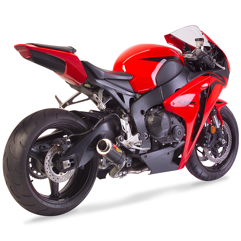 CBR1000RR MGP Exhaust 2008-12 | Hot Bodies Racing