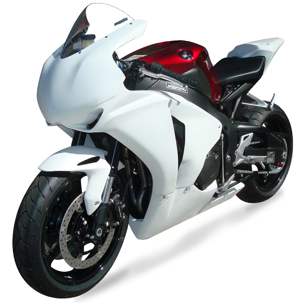 CBR1000RR Race Bodywork 2008-12 | Hot Bodies Racing