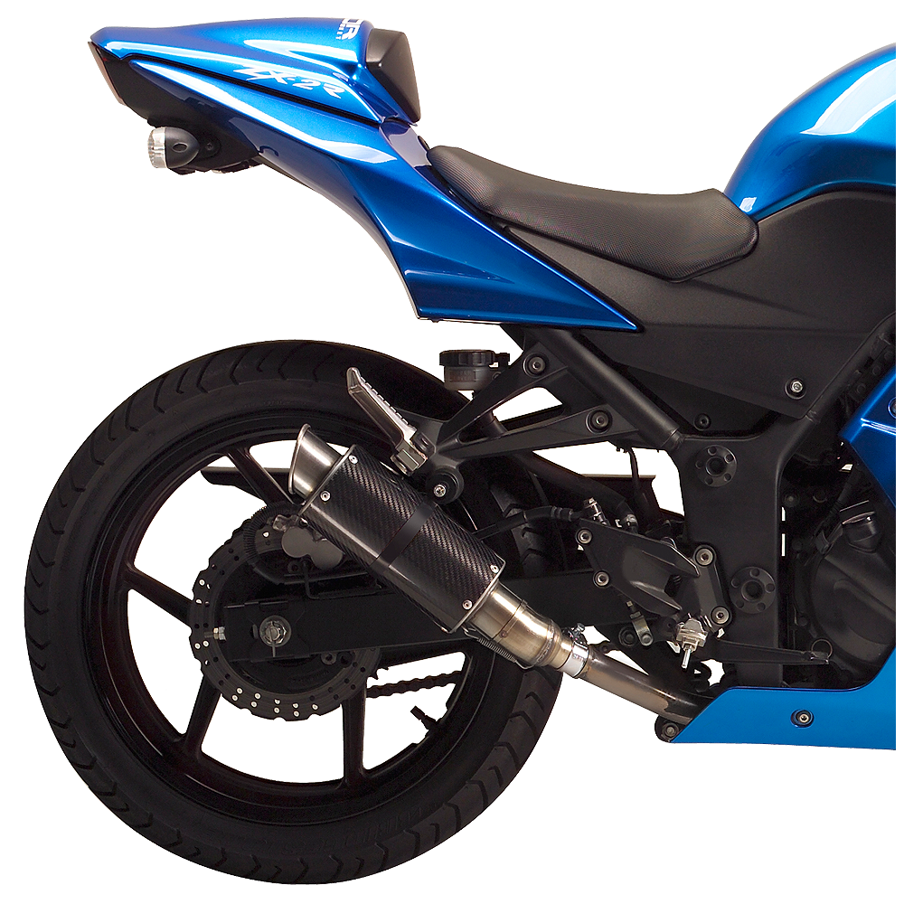 Ninja 250r Mgp Exhaust 2008 15 Hot Bodies Racing Two Brothers Honda Cbr1000rr 2012 2014 Silver Series Slip On System With M 2 Carbon Fiber Canister 12