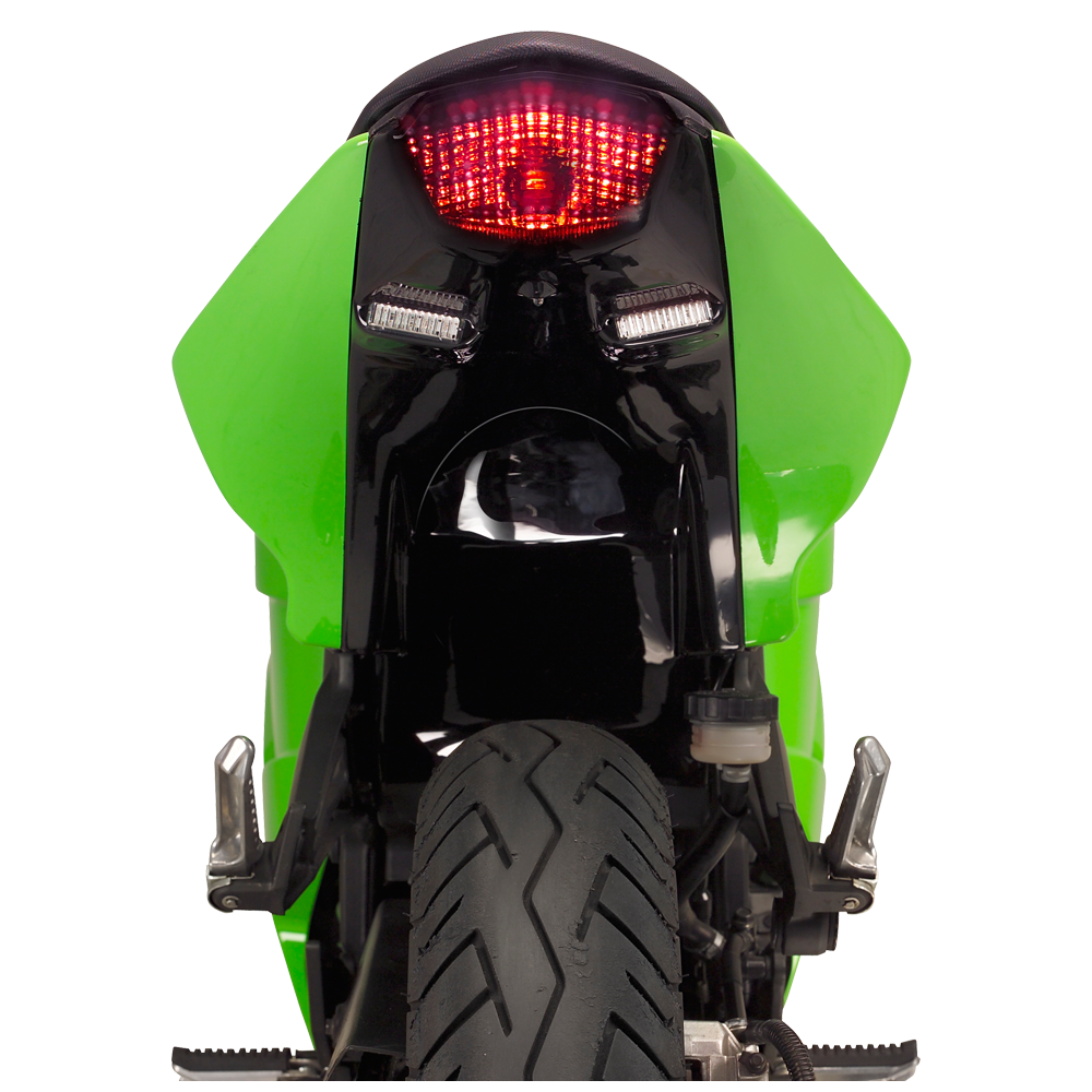 Ninja 250R 2008-12 Undertail