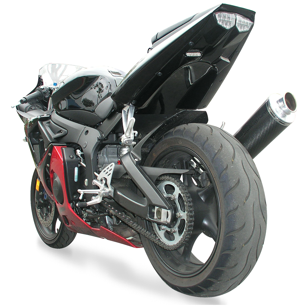 YZF-R6-s Undertail 2004-05 | Hot Bodies Racing