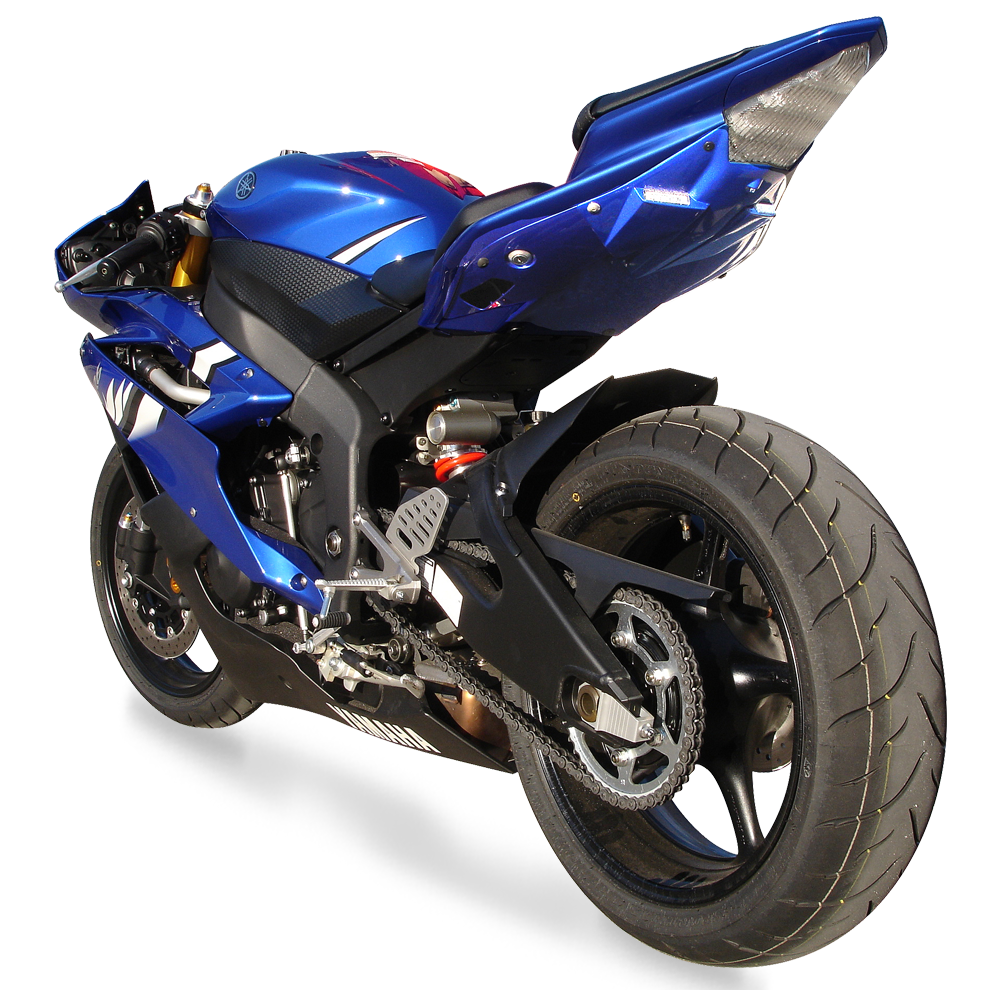 YZF-R6 Undertail 2006-07 | Hot Bodies Racing