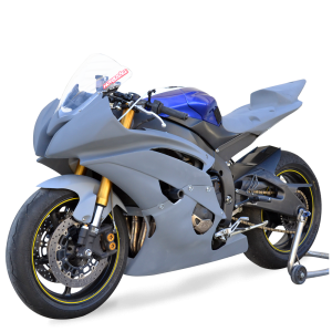 Hotbodies Blue Front Turn Signals YZF R6 R6S R1 2003-2013