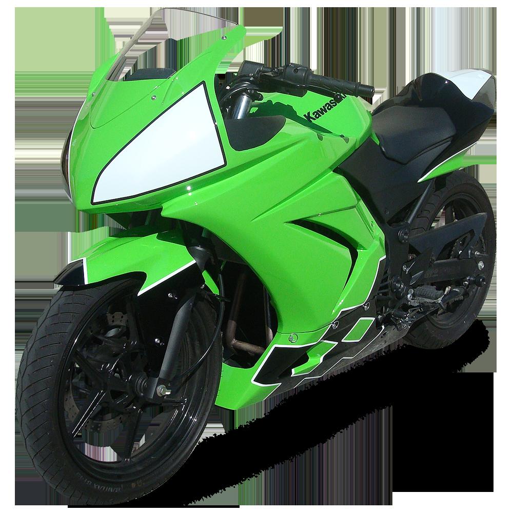 Ninja 250R Race Bodywork 2008-15 | Hot Bodies Racing