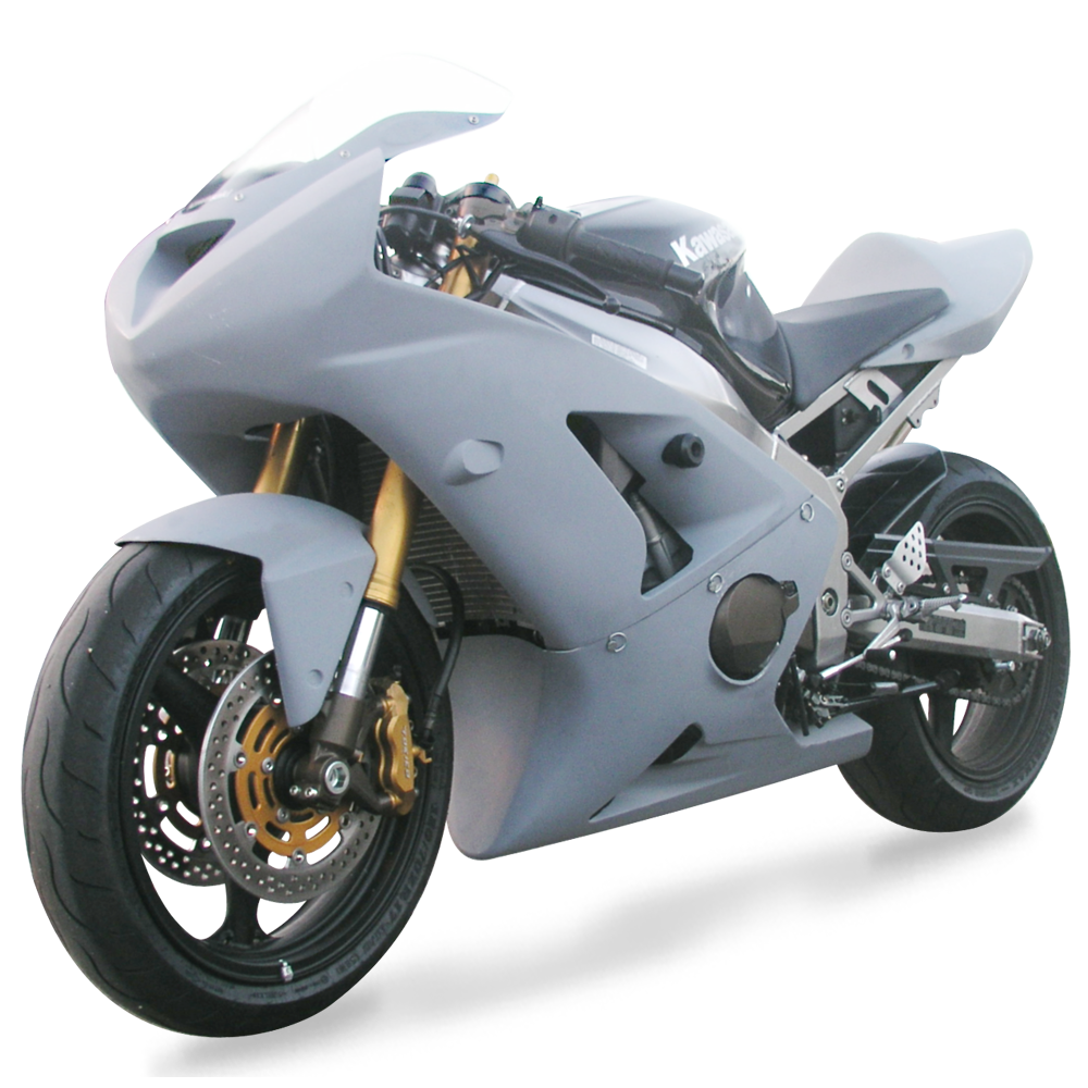 Kawasaki Ninja R Fairing Mounting Kit