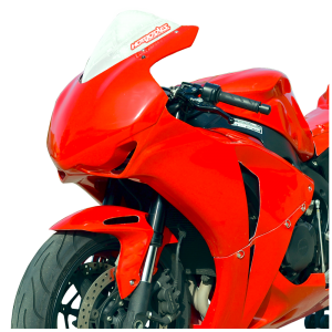 Honda CBR1000RR TKR Race 08-11 Windscreen Clear Replacement Hotbodies Racing