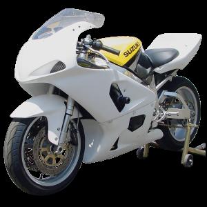 2001-03 GSX-R600/750 Race Bodywork Set
