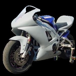 2000-01 YZF-R1 Race Bodywork Set (Gray)