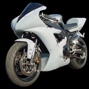 2002-03 YZF-R1 Race Bodywork Set (Gray)