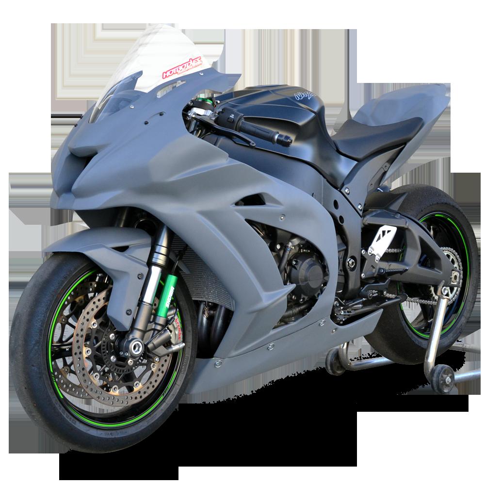 Kawasaki Zx10r 2016 Race Bodywork 1
