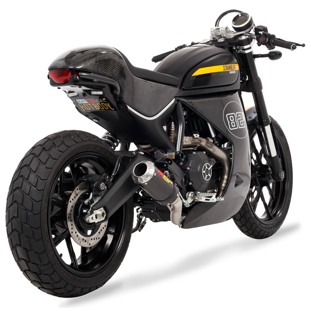 Arrow Ducati Scrambler