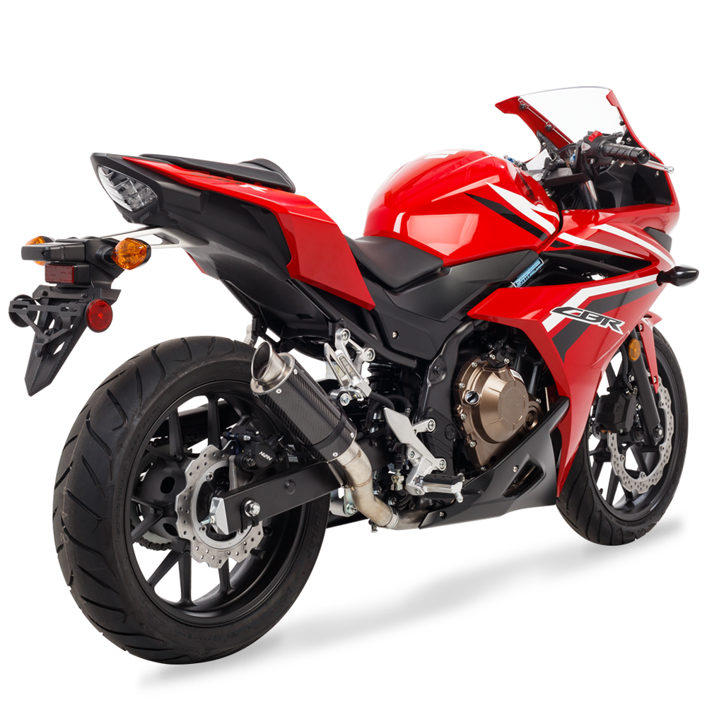 cbr500r 2016 19 mgp exhaust. Black Bedroom Furniture Sets. Home Design Ideas