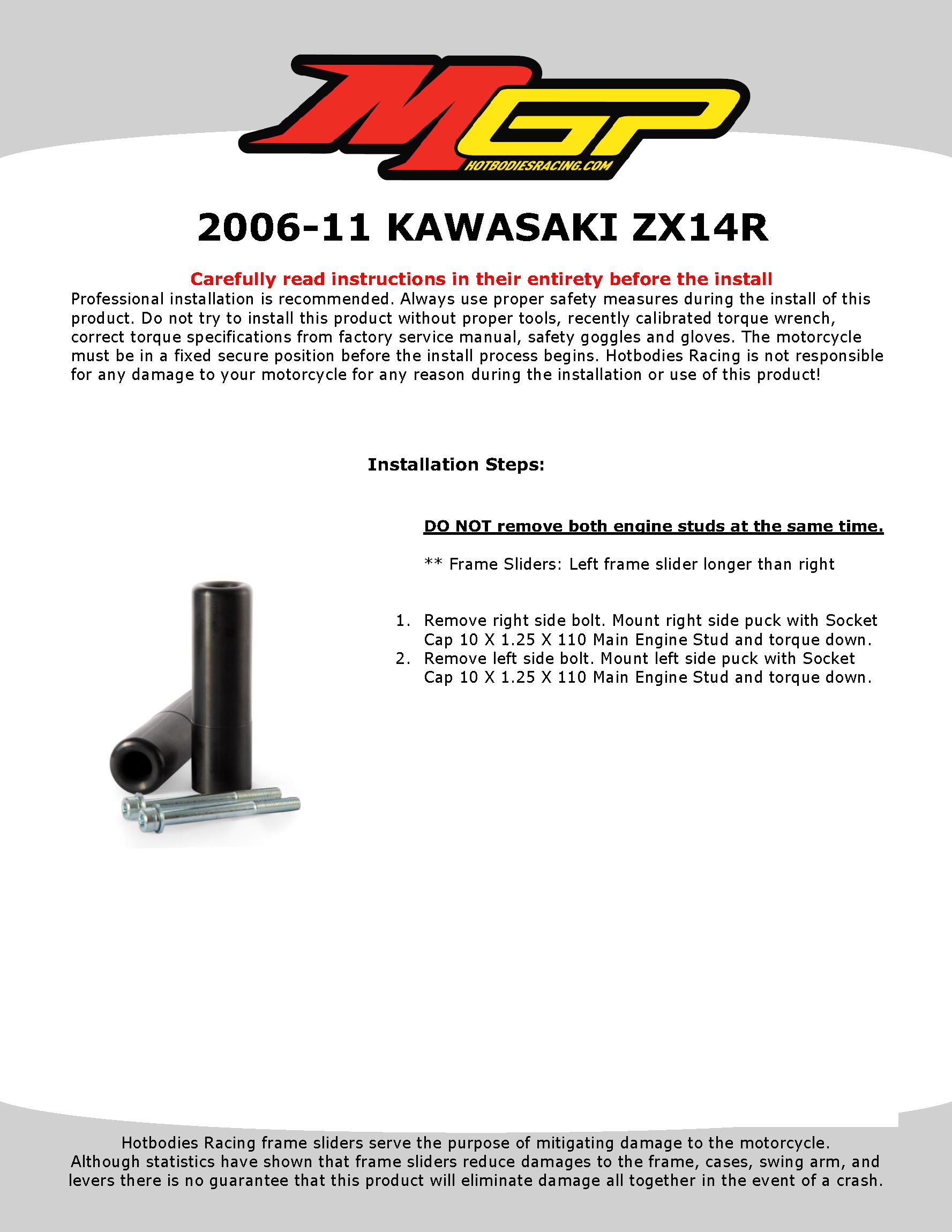 2006-11KAWASAKI ZX14R