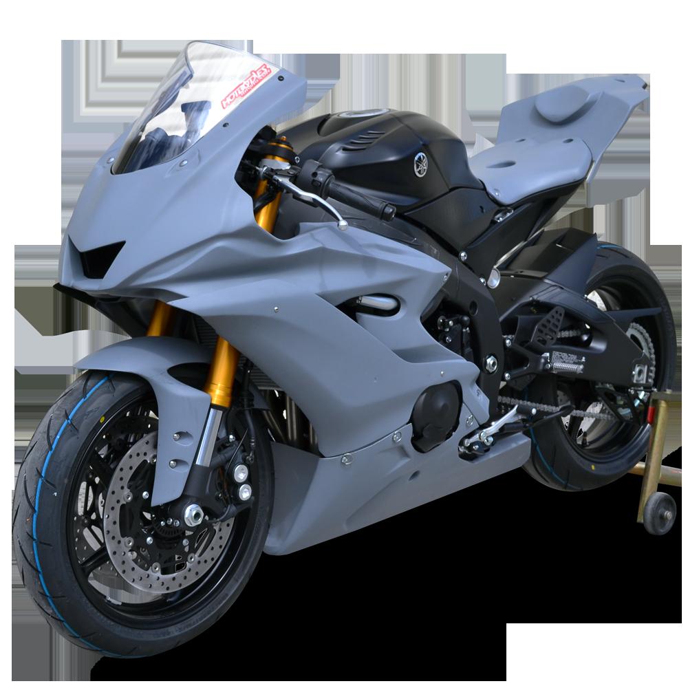 Yamaha Yzf R6 2017 Race Bodywork 1
