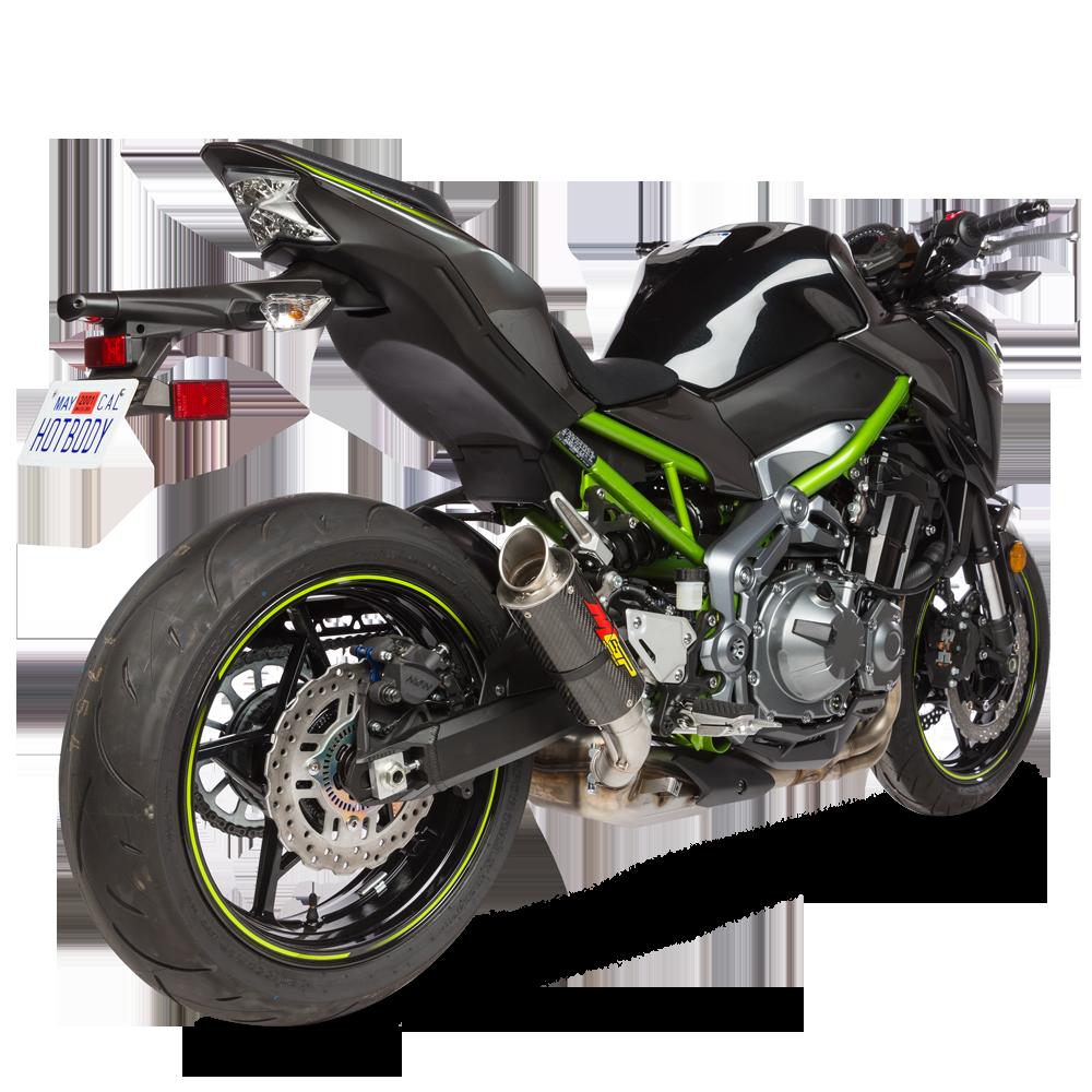 Kawasaki Z900 2017 Mgp Exhaust 1